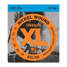 D'Addario EXL110