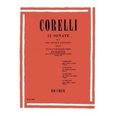 Corelli 12 sonate Op. V parte II