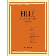 Billè - Nuovo Metodo per Contrabbasso parte 1