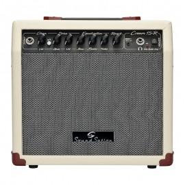 SOUNDSATION CREAM-15R Combo vintage per chitarra elettrica