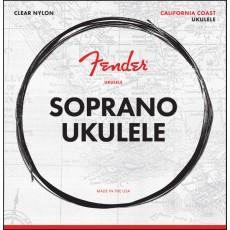 Fender set Ukulele soprano