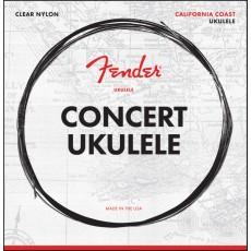 Fender set Ukulele concerto