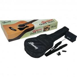 Ibanez V50NJP-NT Chitarra acustica con kit accessori