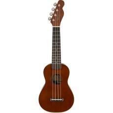 Fender Venice Soprano Uke, Nat NRW