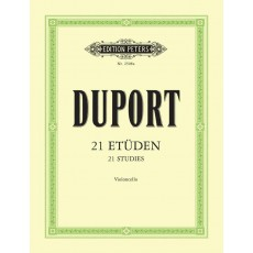 Duport - 21 Studies