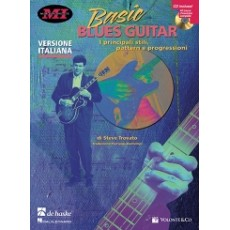 Basic Blues Guitar (Edizione italiana - con CD)