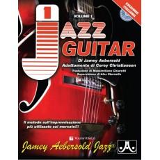 Aebersold vol. 1 - Jazz Guitar Edizione italiana