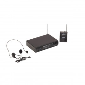 SOUNDSATION WF-V11PB Radiomicrofono VHF Bodypack e archetto (215.5 MHz)