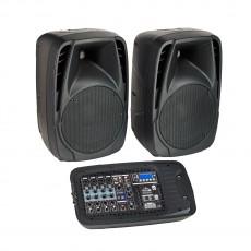 Soundsation BLUEPORT FX Sistema Pa 2x100W