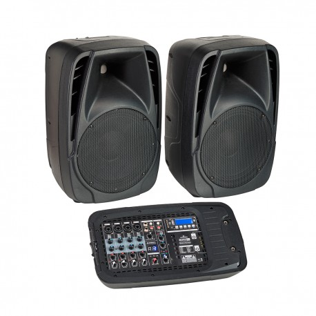 Soundsation BLUEPORT FX Sistema Pa 2x100W