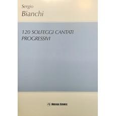 Bianchi 120 Solfeggi Cantati Progressivi