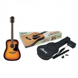 Ibanez V50NJP-VS Chitarra acustica con kit accessori
