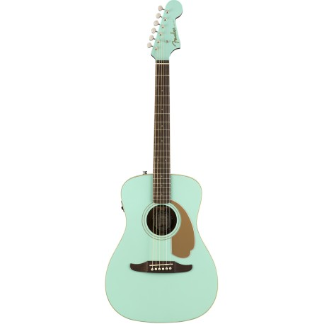 Fender Malibu Plyr, Aqua Splash WN