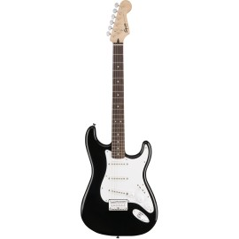 Squier Bullet Stratocaster® Hard Tail, RW Black