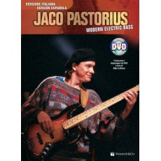 Pastorius Modern Electric Bass + CD