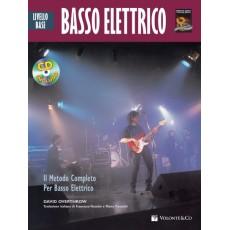 Basso Elettrico - Livello Base  + CD