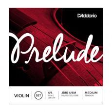 D'Addario Prelude J810 set 4/4