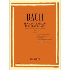 Bach Il Clavicembalo Ben Temperato Volume I