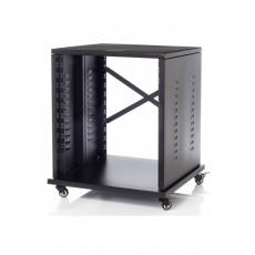 "Bespeco STRK12 Mobile rack 19"" a 12 unità"