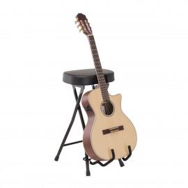 Soundsation GSGT-500 Sgabello per chitarrista
