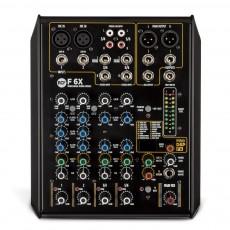 RCF F6X Mixer desk