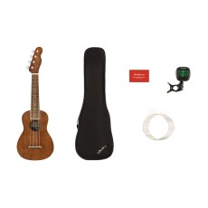 Fender  Seaside Soprano Uke Pack, Nat WN