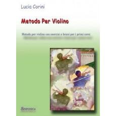 Corini Metodo per Violino