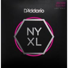 D'Addario Set Long Scale, Regular Light, 45-100