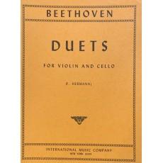 Beethoven 3 Duetti