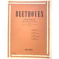 Beethoven Concerto Op61