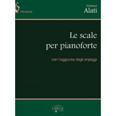 Alati Le Scale per Pianoforte