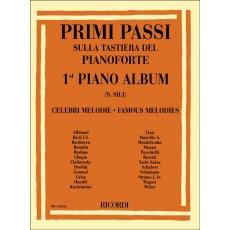 AA.VV Primi Passi Sulla Tastiera Del Pianoforte