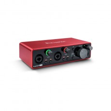 Focusrite Scarlett 2i2 3' Gen. Interfaccia audio