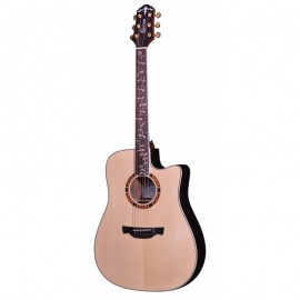Crafter STG D-27 CE con Gig bag