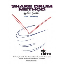 Vic Firth Snare Drum Method, Book 1
