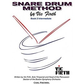 Vic Firth Snare Drum Method, Book 2