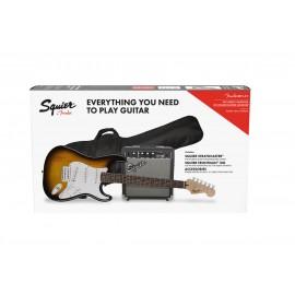 Squier Pack STRAT BSB GB 10G 230V EU