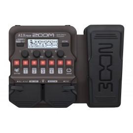 Zoom A1Xfour  pedaliera multieffetto Chitarra acustica