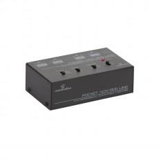 Soundsation ADX-800 LINK DI-Box Attiva a 2-Canali e Splitter