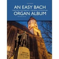 BACH An Easy Bach Organ Album