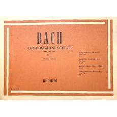 Bach J.S. Composizioni scelte Vol V