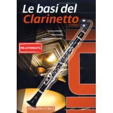 Le basi del clarinetto (per il musicista autodidatta) + CD