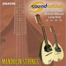 SOUNDSATION SMA 500 Muta corde per mandolino - Light