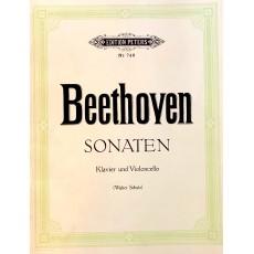 Beethoven Sonaten Violoncello e pianoforte