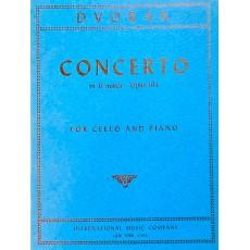Dvořák Concerto Si M. Op.104