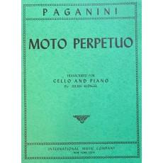 Paganini Moto Perpetuo