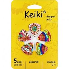 KEIKI KP68-5 Set 5 plettri