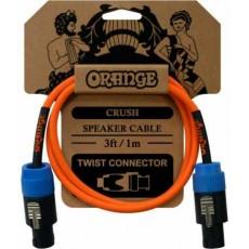 Orange CRUSH 1M SPEAKER SPEAKON-SPEAKON