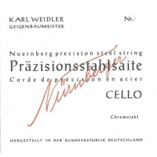 NÜRNBERGER Set Violoncello