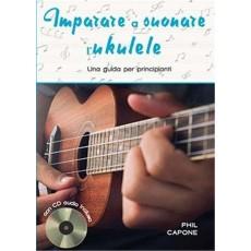 IMPARARE A SUONARE L'UKULELE + CD